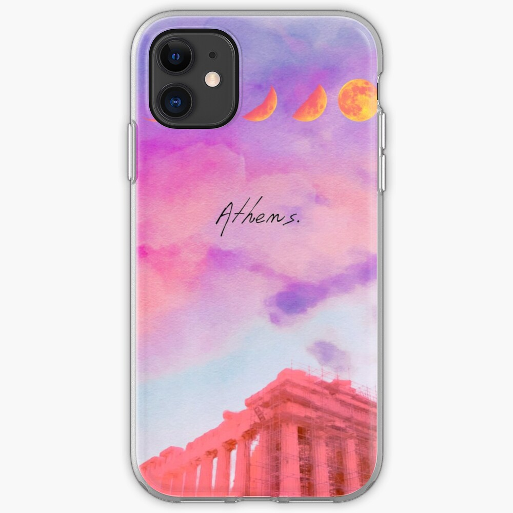 Acropolis of Athens iPhone Case & Cover