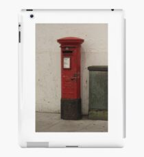 postbox iPad Case/Skin