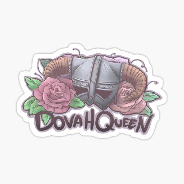 DovahQueen Sticker