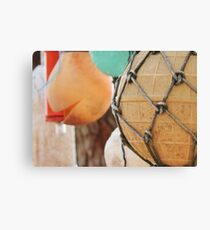 Buoy Canvas Print