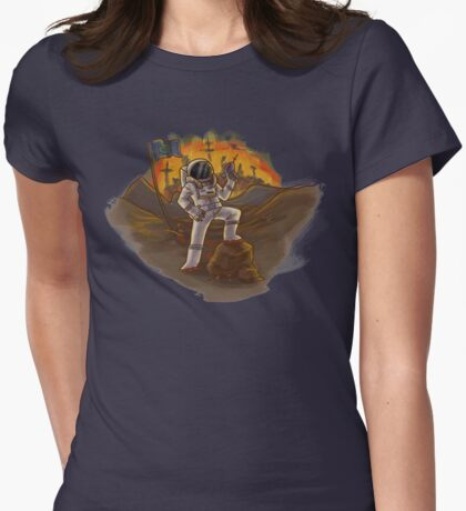 Onwards into the stars! T-Shirt