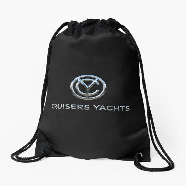 Yachts and Cruisers Drawstring Bag