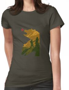 NCR-Eureka! Womens Fitted T-Shirt