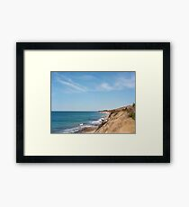 This is the Place Framed Print