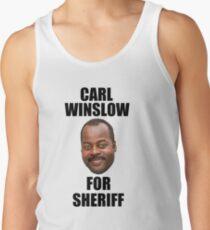 Carl Winslow for Sheriff 2 Tank Top