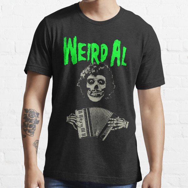 Weird Al meets the Misfits with Accordion Essential T-Shirt