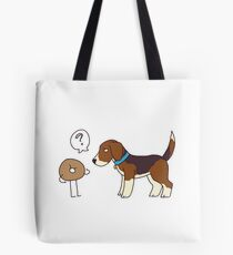 Bagel or Beagle? Tote Bag