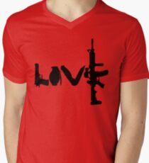 Love weapons - version 1 - black T-Shirt