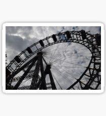 Ferris Wheel - Vienna Sticker
