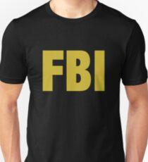 the X-files FBI Dana Scully & Fox mulder Jacket Unisex T-Shirt