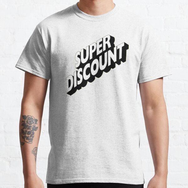 Super Discount: white and green MODEL from La French Touch Classic T-Shirt