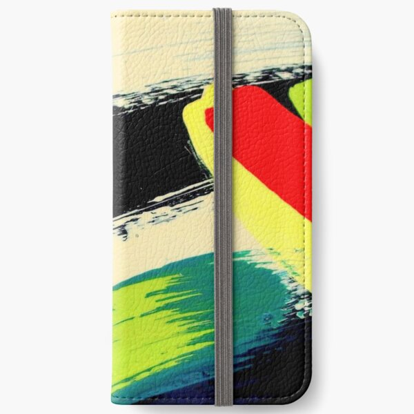 Abstract 1 iPhone Flip-Case