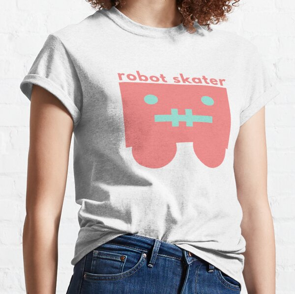 Skater Style Classic T-Shirt