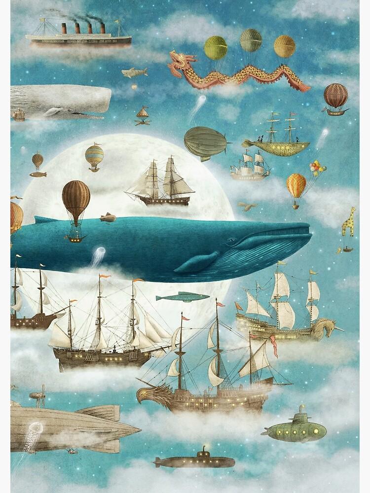 Ocean Meets Sky - Book by TerryFan
