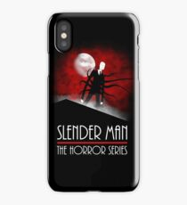 The horror series iPhone Case