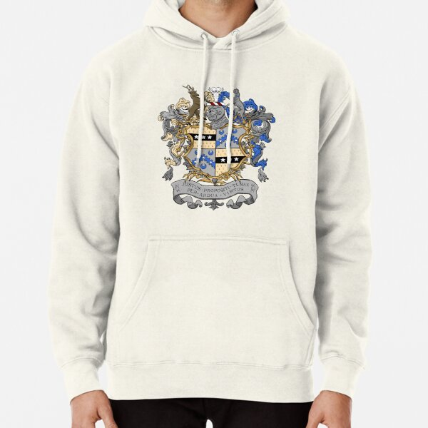 Lister Walker Coat Of Arms Pullover Hoodie