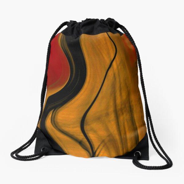The Dancer Drawstring Bag