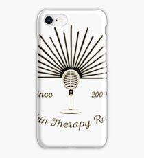 Retro MIc iPhone Case/Skin