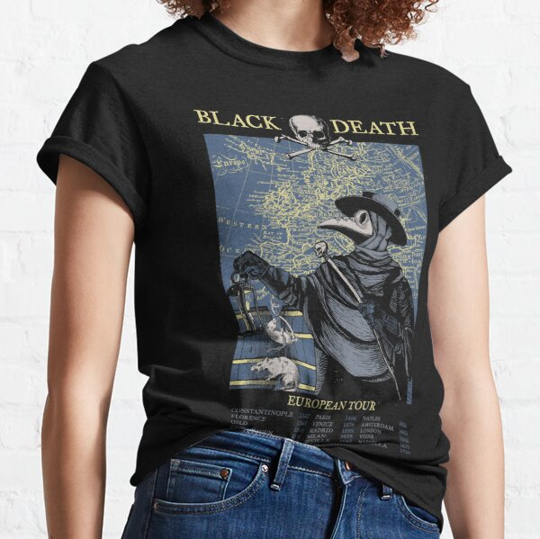 Black Death European Tour Classic T-Shirt
