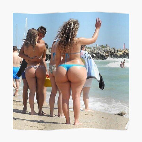 Beach nude big tits Big Tits