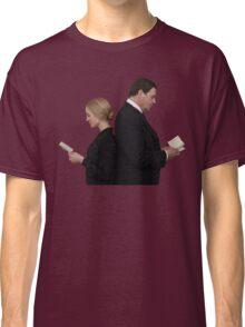 Letter to Downton Anna & John Bates Classic T-Shirt