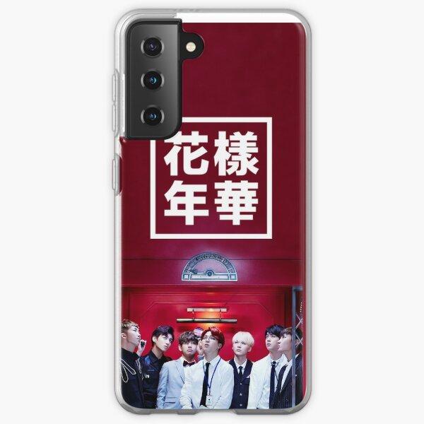 BTS + DOPE Samsung Galaxy Soft Case
