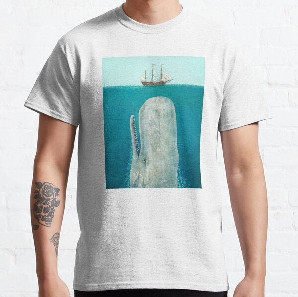 The Whale  Classic T-Shirt