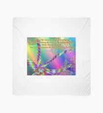 Philippians 4:6 Do Not Be Anxious About Anything Scarf