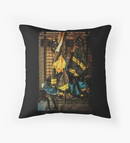 Within a Brotherhood you never walk alone Throw Pillow