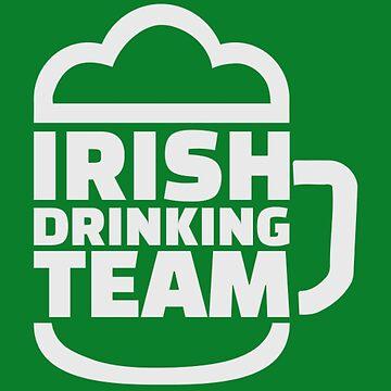 Irish drinking team von Designzz