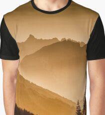 Arlberg Pass Austria Graphic T-Shirt