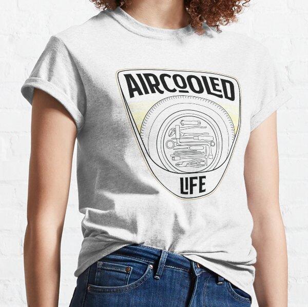 Spare wheel tool kit - Aircooled Life Classic Car Culture Classic T-Shirt