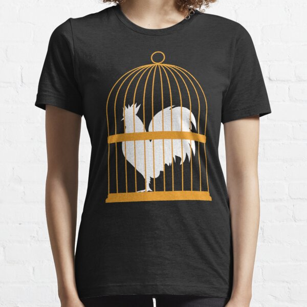 Caged Locked Cock Essential T-Shirt