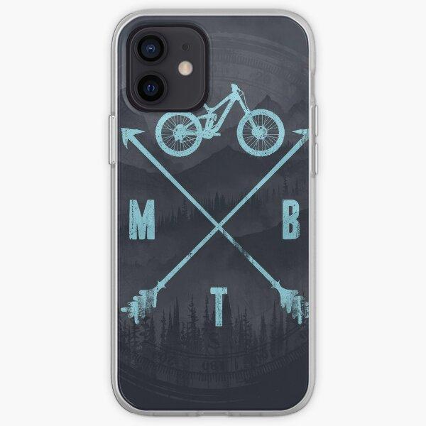 Downhill MTB iPhone Soft Case