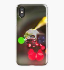 Traffic lights iPhone Case