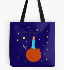BOWIE LIFE ON MARS Tote Bag