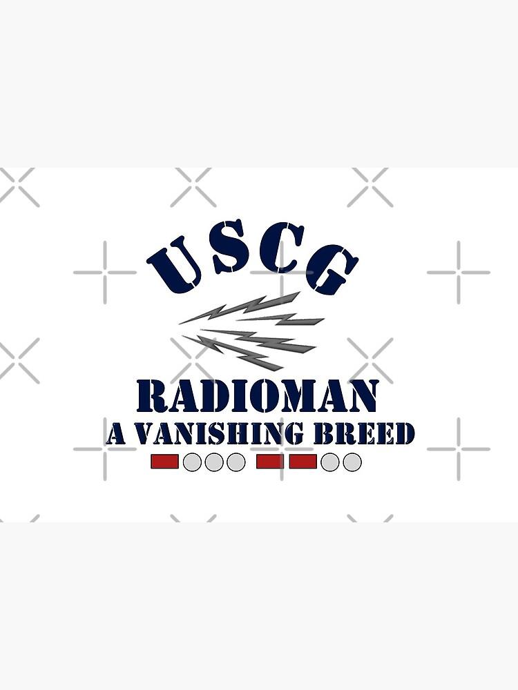 USCG Radioman A Vanishing Breed by Mbranco