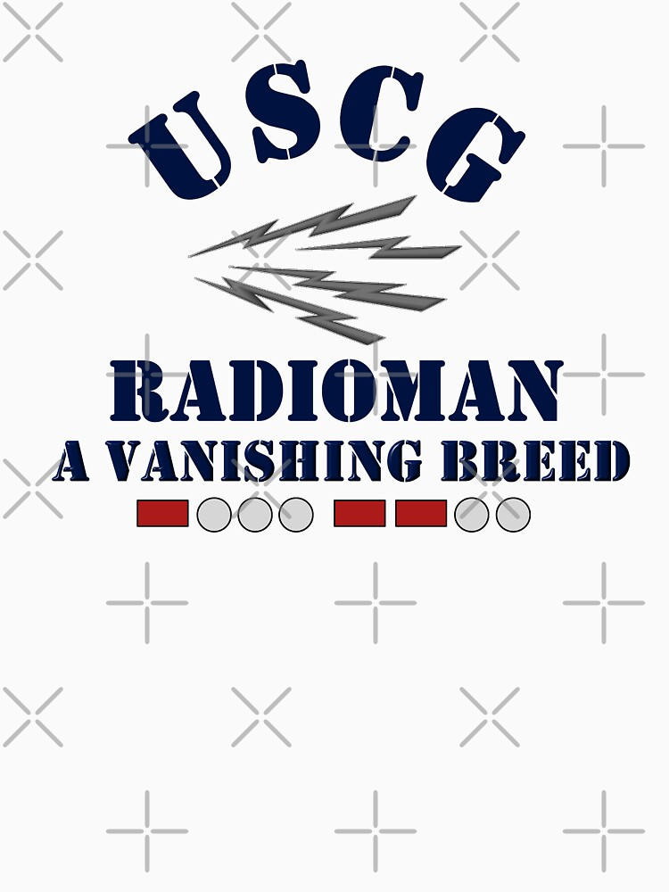 USCG Radioman A Vanishing Breed by Mbranco