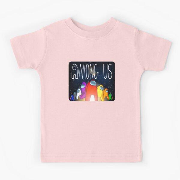 Among us_blue Kids T-Shirt