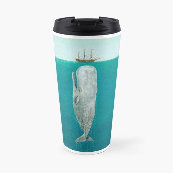 The Whale - Full Length  Travel Mug