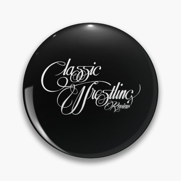 Classic Wrestling Review Black Pin