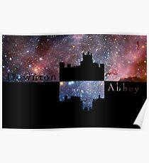 Downton Abbey Universe Poster