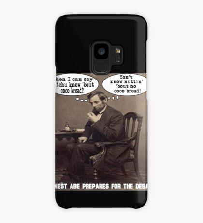 Coco Bread: Presidential Deal Sealer Case/Skin for Samsung Galaxy