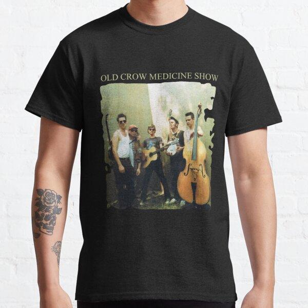GabrielR Men_s Old Crow Medicine Show O C M S Classic T-Shirt