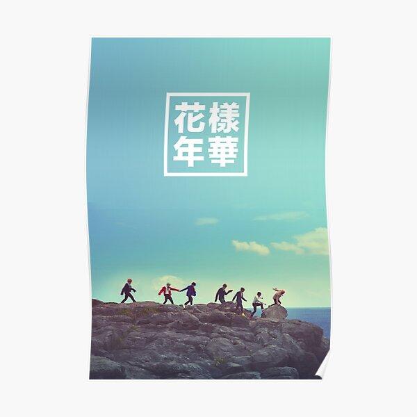 BTS + RUN # 2 Poster