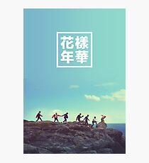 BTS + RUN #2 Photographic Print