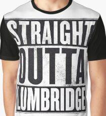 Camiseta gráfica Straight Outta Lumbridge