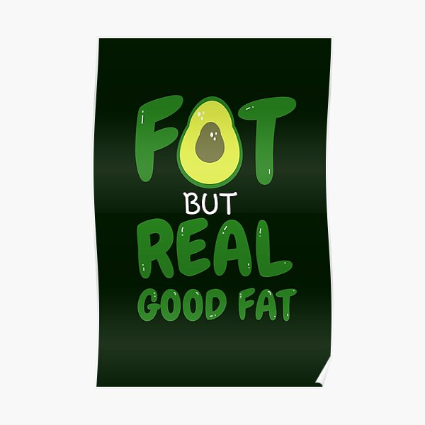 good fat posters redbubble
