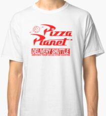 Pizza Planet Delivery Shirt Classic T-Shirt