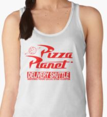 Pizza Planet Delivery Shirt Women's Tank Top